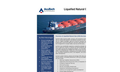 Liquefied Natural Gas Services  (LNG)