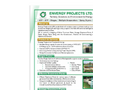 Envergy Projects Limited Company - Brochure