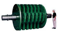Columbia Steel - Rotor Assemblies of Shredder Wear Parts