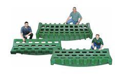 Columbia Steel - Double Beam Grates