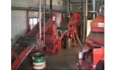 RETO Recycling ~ Sold by Copper Recovery USA - Wire Chopper - Cable Recycling - Video