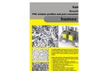 Hamos WRS - Window Recycling System
