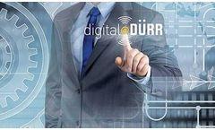 digital DÜRR Strategy - IIoT Platform Software
