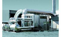 Ecopure - Model CRC - Air Pollution Control VOC Concentration System