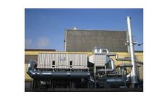 Ecopure - Model RTO - Regenerative Thermal Oxidizer