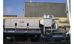 Ecopure - Model RTO - Regenerative Thermal Oxidizer