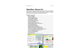 WaterWare - Water Resources Management Information System Software Technical Description Brochure