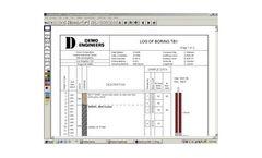 QuickLog - Header/Footer Setup Software