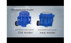 CCH Series Cone Crusher Video