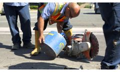 Stanley Hydraulic Tools: Water Main Break Repair (HP28, TP03, DS12) - Video