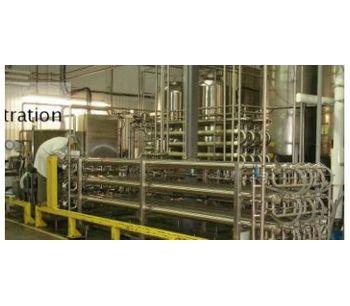 Reverse Osmosis, Nanofiltration and UV Units