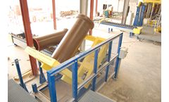 Clay Pipe - Conveyor Transportation Methods