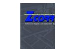 SubSurface - Model LD-12 - Professionals Water Leak Detector - Brochure
