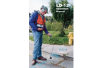 SubSurface - Model LD-12 - Professionals Water Leak Detector - Operation Manual