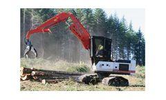 Link-Belt - Model 3740 TL - Forestry Excavators