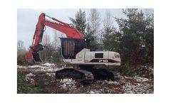 Link-Belt - Model 210 X2 - Road Builder Excavators