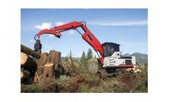 Link-Belt - Model 4040 TL - Forestry Excavators