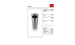 Lune - Pure Disinfection Pole High Waste Separation System - Brochure