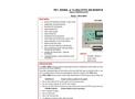 Triathlon - Model CAM-TC Tritium and C14 - Stack Monitors Brochure