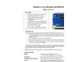 Model PTG-9-C-14 - Carbon-14, Co2 Portable Air Monitor Brochure