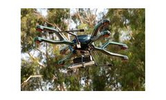 TA - Model DroneRAD Series - Drone Ready Mobile Radiation Detector