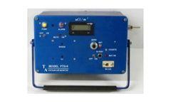TA - Model PTG-9 - Portable Tritium Air Monitor