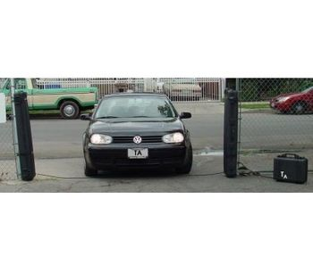TA - Model PPVM Series - Portable or Fixed Personnel or Vehicle Monitor