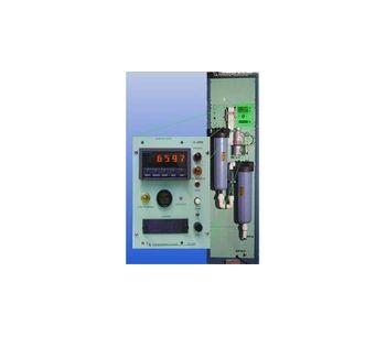 Triathlon - Model CAM-TC - Tritium and C14 Stack Monitors