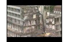 Volvo High Reach Demolition Diggers - Video