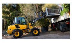 Volvo Construction Equipment - Model L20F Series - Compact Wheel Loader