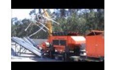 Aluminum Shredder from Vortex - Video