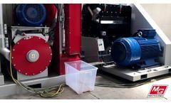 Recycling System - MG610VZT Video