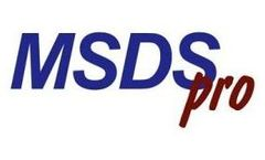 MSDSpro WORKflo - SDS and Chemical Inventory Solution Software