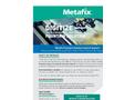 Metafix - Fountain Solution Control System (FSCS) Datasheet