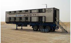 Aqua Sciences - Emergency Water Plant (40 ft and 20 ft Units)