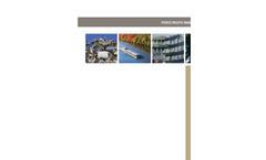 Pierce Pacific - Model LEX - Ground Level Demolition Booms Brochure