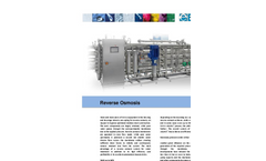 Reverse Osmosis Systems - Brochure
