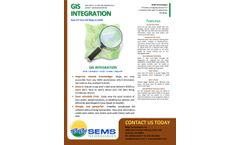 SEMS - Mapping Software for GIS - Brochure