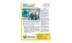Asset Management Software - Brochure