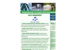 Utilities & Public Works Asset Management (CMMS) Brochure