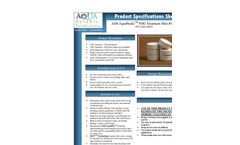 FOG Treatment Spec Sheet
