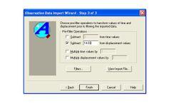 AQTESOLV - Import Wizard Software