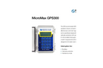 MicroMax - Model GPS300 - Current Interrupter System - Brochure