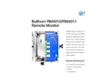 Bullhorn - Model RM4010 and RM4011 - Wireless Remote Monitoring Unit (RMU)