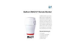 Bullhorn - Model RM4210 - AC Coupon Test Station Monitor (SAT) - Datasheet