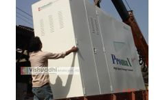 Model Promax - Package Sewage Treatment Plant
