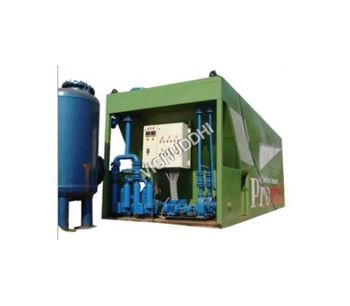Promax - Model 12 - Sewage Treatment Plant