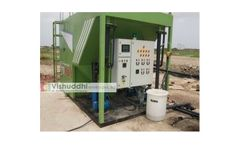 PACKAGED SEWAGE TREATMENT PLANT - Model PROMAX - Sewage Treatment Plants