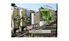 MBBR Package Sewage Treatment Plant