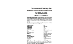 Impenecrete - Flexible Vapor-Barrier Coating - Brochure